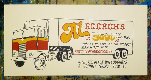 Al Scorch Country Soul Ensemble