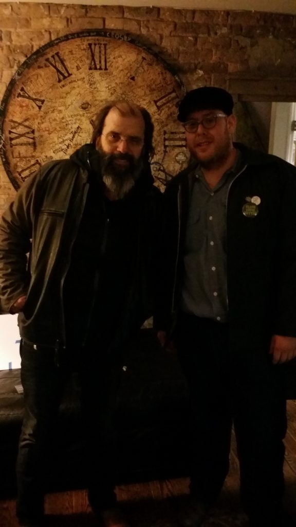 Al with Steve