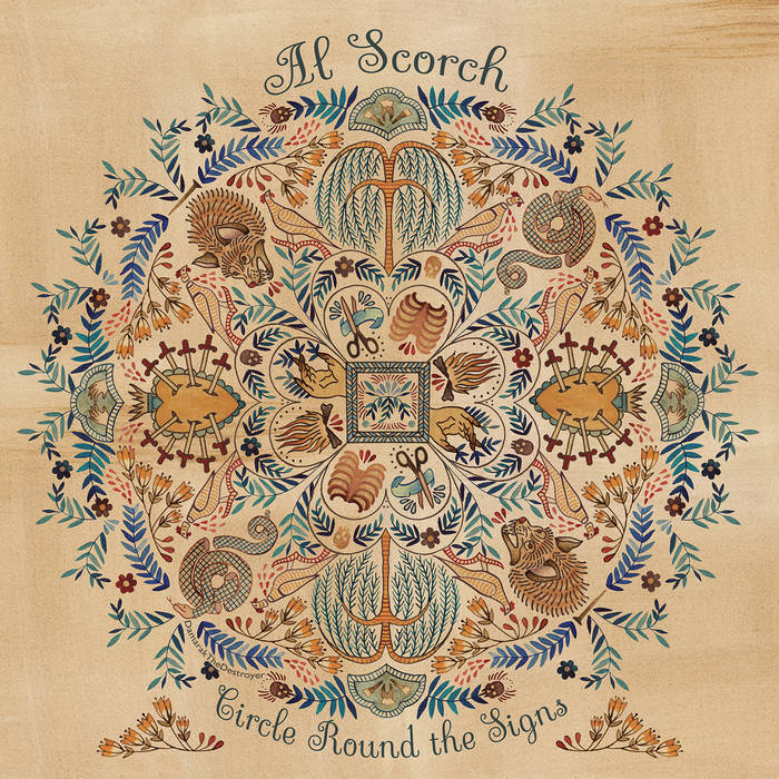 Al Scorch Circle Round the Signs Album Cover
