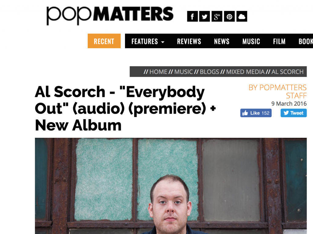 Al Scorch Everybody Out Popmatters